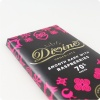 Divine Fairtrade Dark Chocolate Raspberries 90g