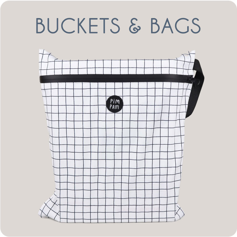 Nappy Buckets & Bags