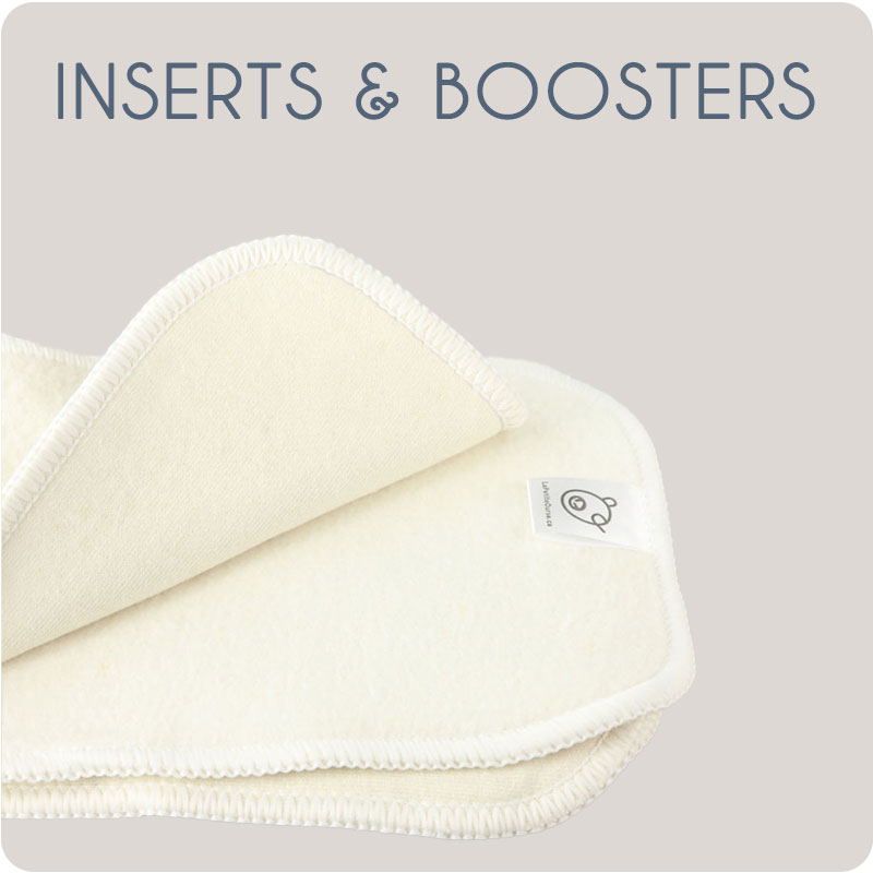 Nappy Inserts & Boosters