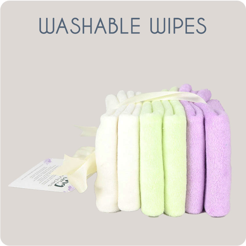 Washable Wipes