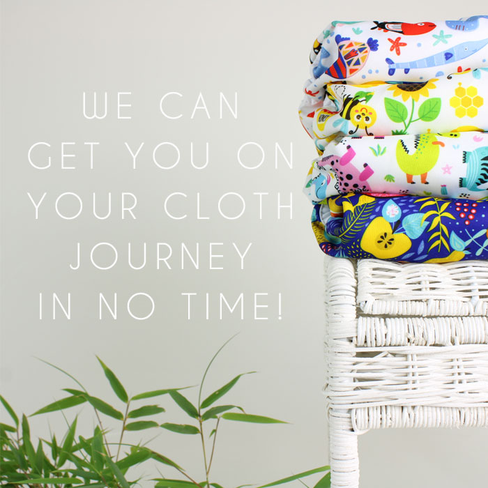 Personalised Cloth Nappy Recommendation from The Nappy Gurus