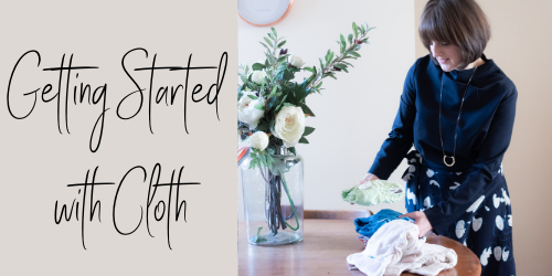 The best advice for getting started with reusable nappies