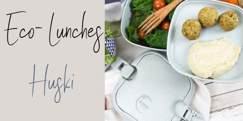Nappy Guru Julie takes a look at our new Eco lunchbox range - Huski