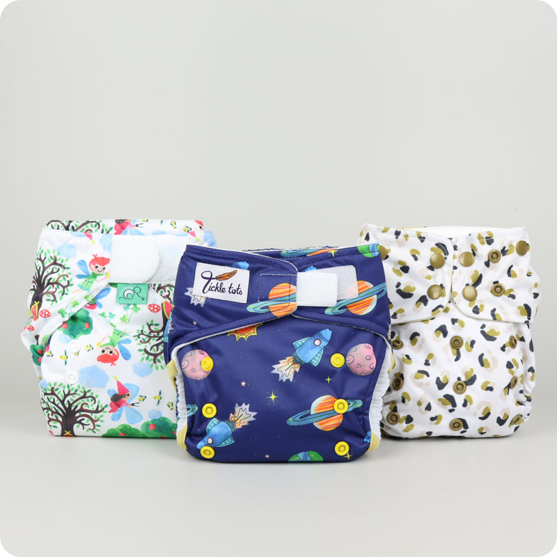 All-in-One Nappy Bundle