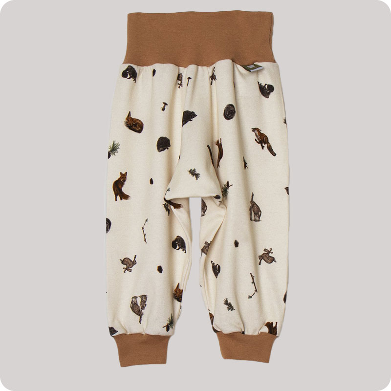 Little Lamb BaaBaa Pants - Woodland Wonderland