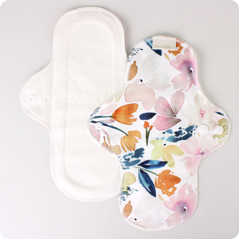 BARE & BOHO CLOTH SANITARY PADS - MEDIUM