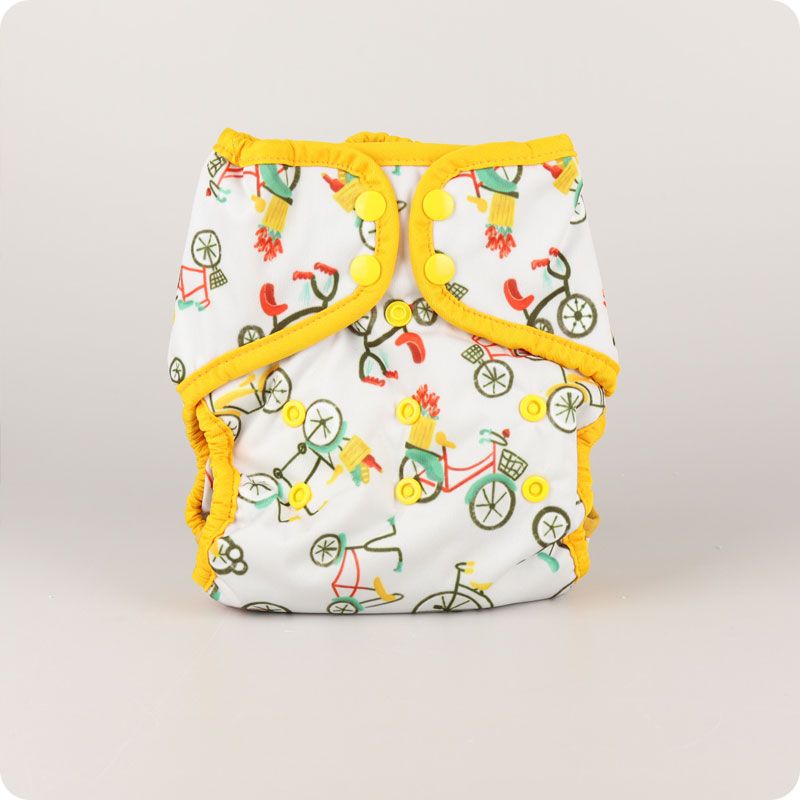 Thirsties One Size Stay Dry Pocket Nappy