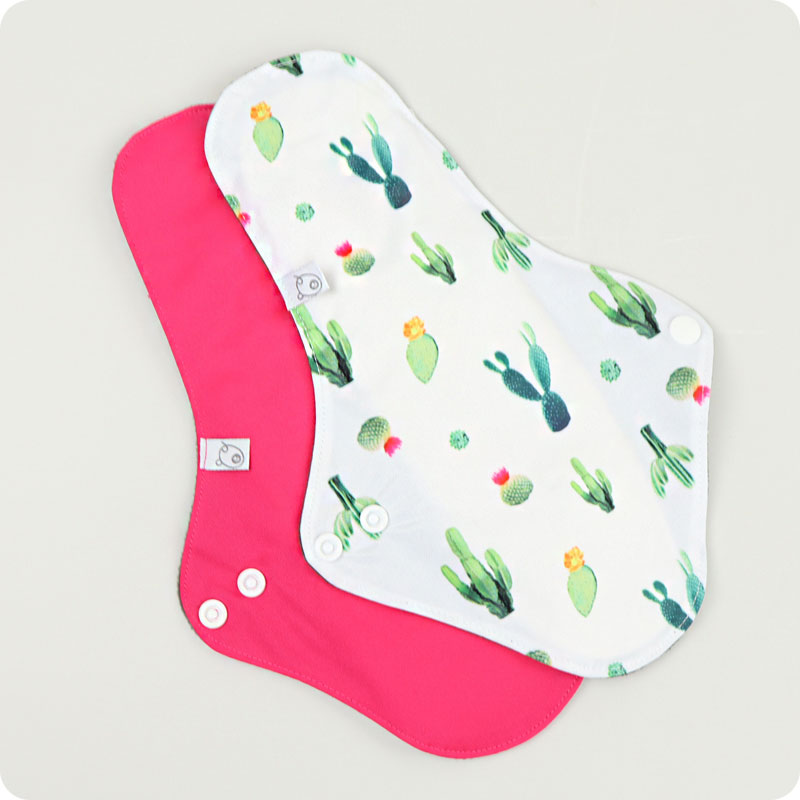LA PETITE OURSE CLOTH SANITARY PADS - NIGHT