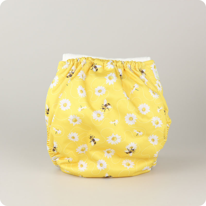 Pre-Loved Baba + Boo One Size Nappies