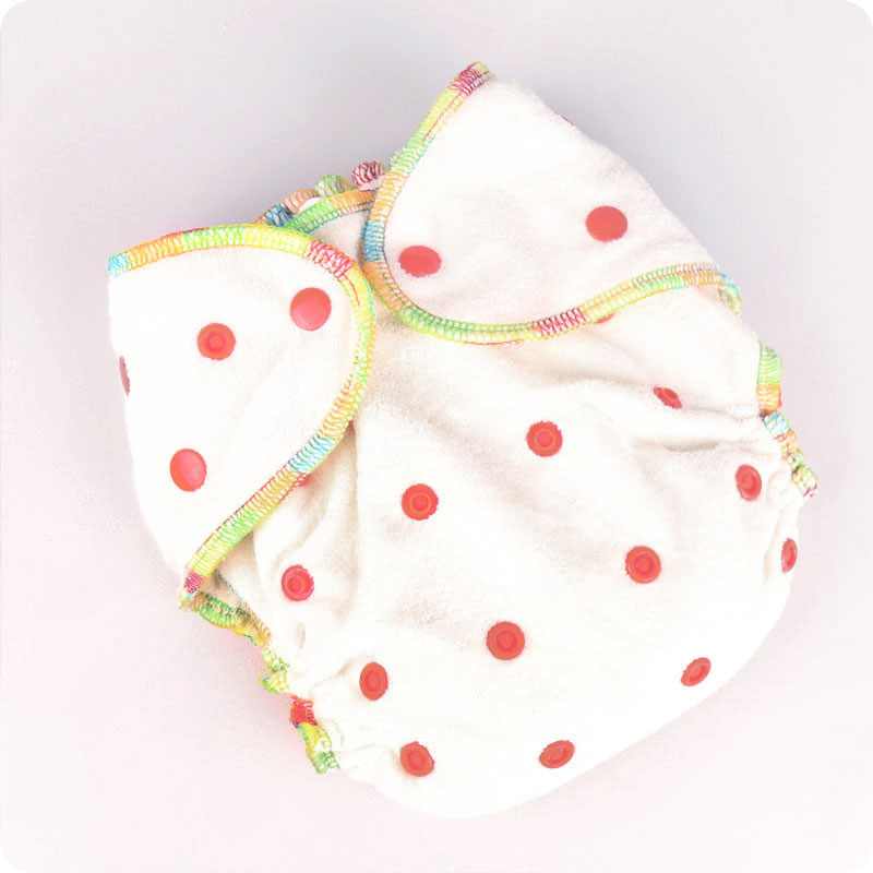 ALVA BAMBOO FITTED NAPPIES