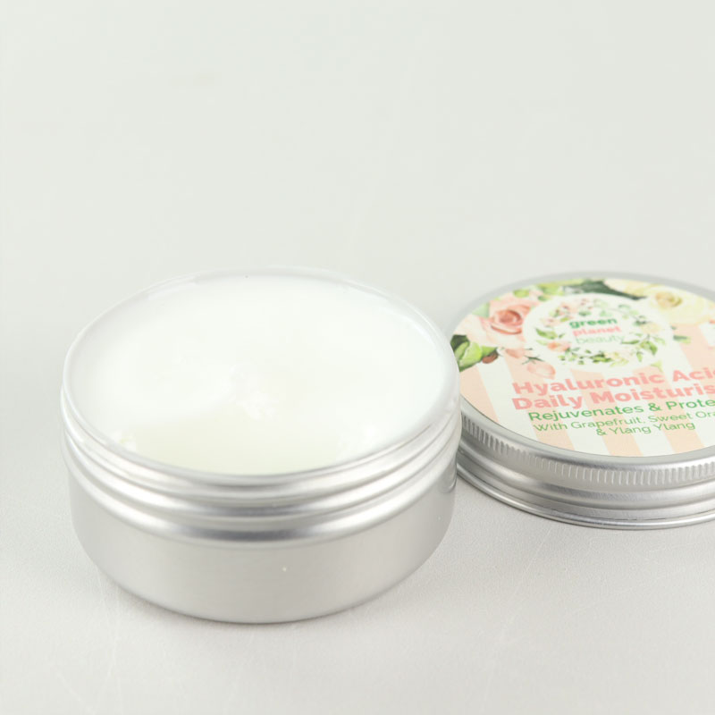 GREEN PLANET BEAUTY - DAILY MOISTURISER