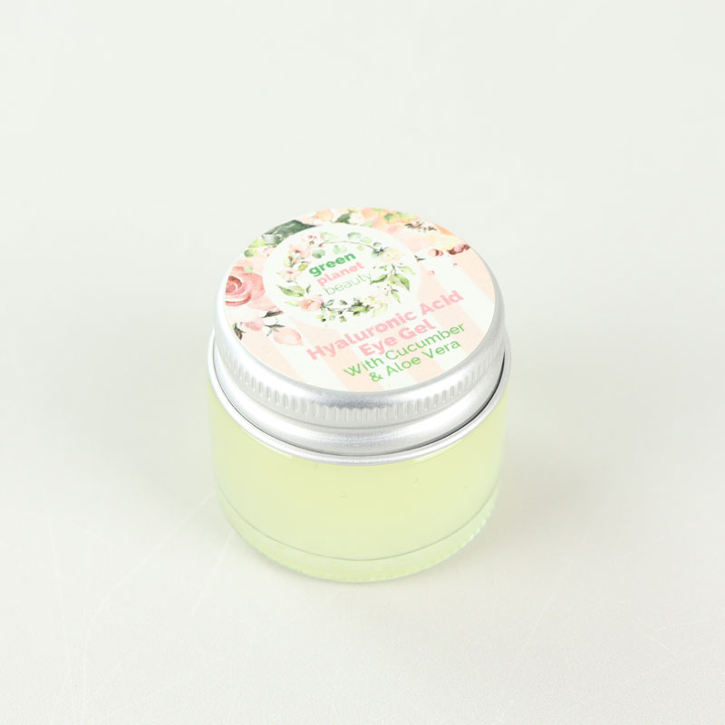 GREEN PLANET BEAUTY - CUCUMBER & ALOE VERA EYE-GEL