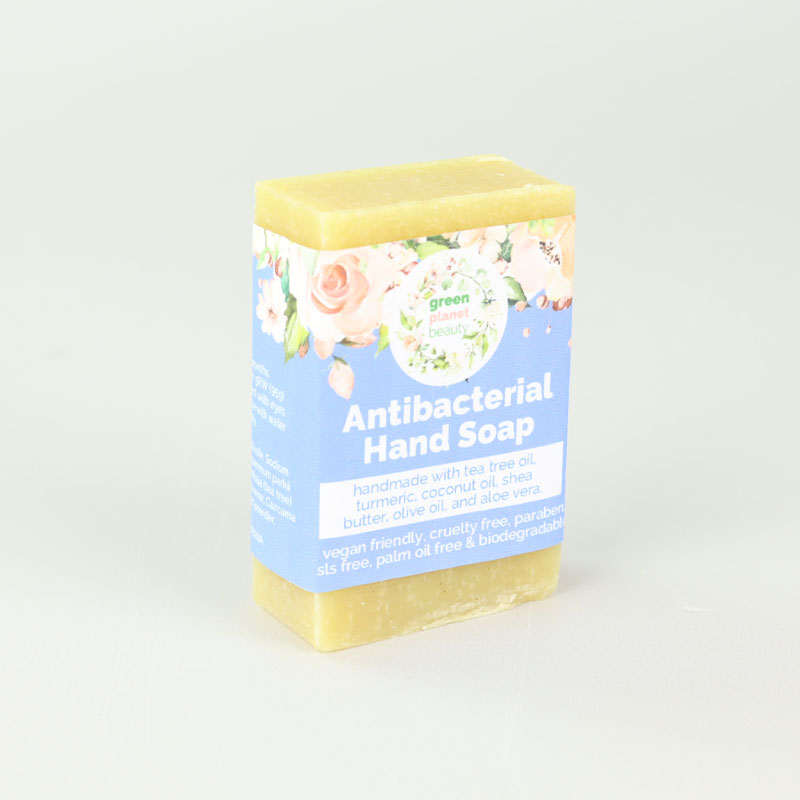 GREEN PLANET BEAUTY - ANTI-BACTERIAL SOAP