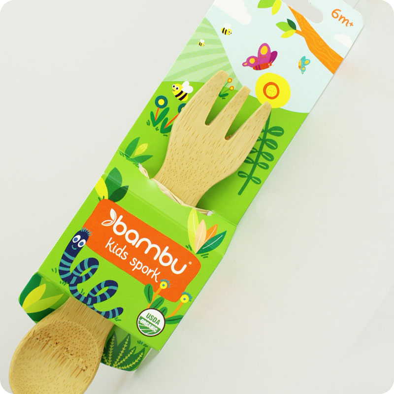 BAMBU - CHILD'S SPORK