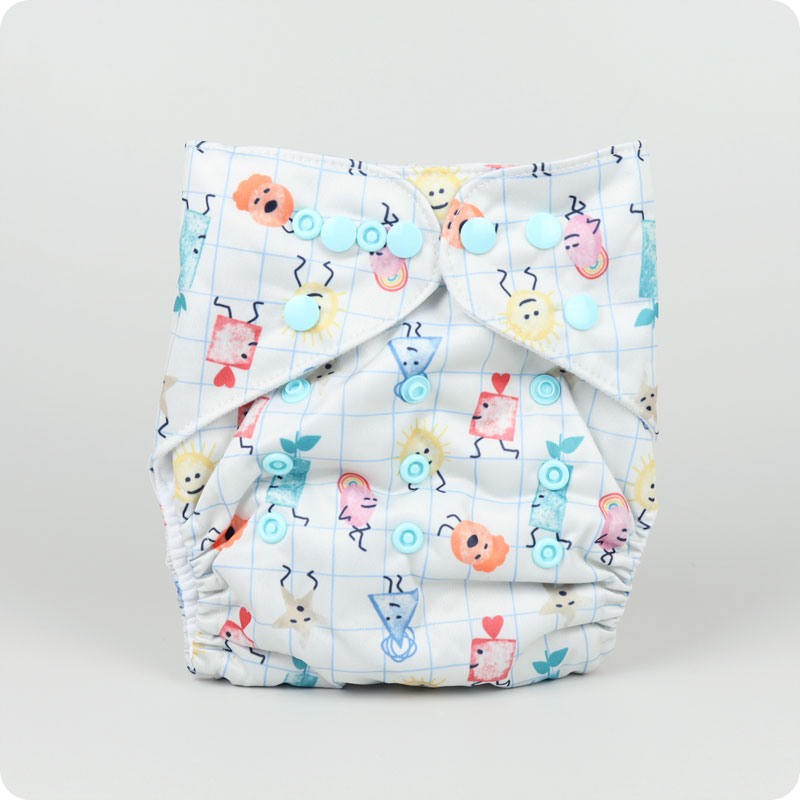 Pepi Collection One Size Pocket Nappy