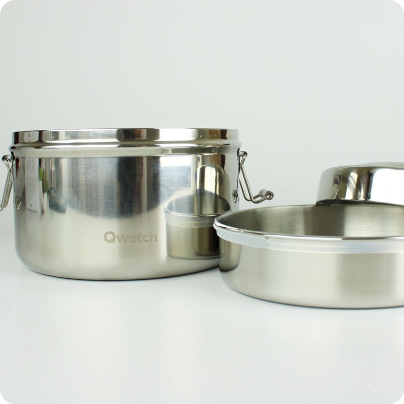 QWETCH - INSULATED STAINLESS STEEL BENTO BOX 850ML