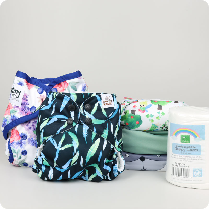 Real Nappies for London Bundle Kit