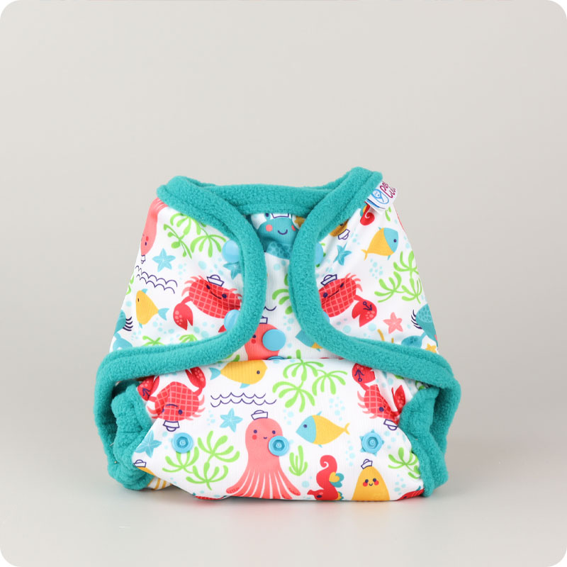 PETIT LULU ONE-SIZE COVER - SNAP