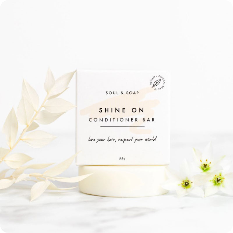 Soul & Soap Conditioner Bar