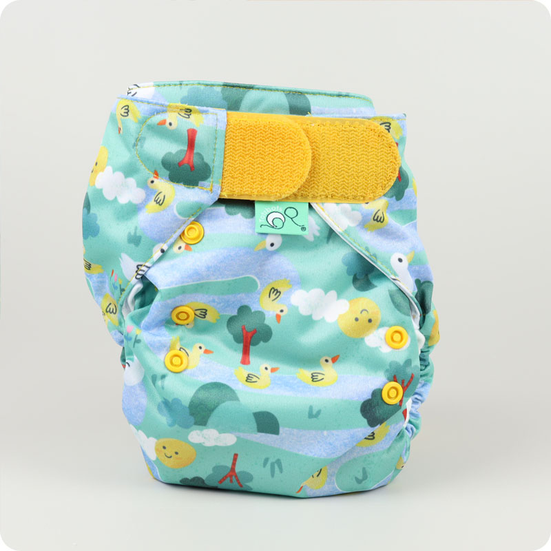Tots Bots Peenut Wrap Nappy Cover