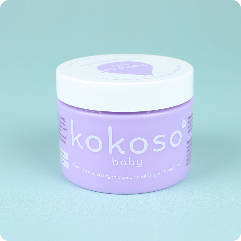 KOKOSO BABY COCONUT OIL - MINI POT