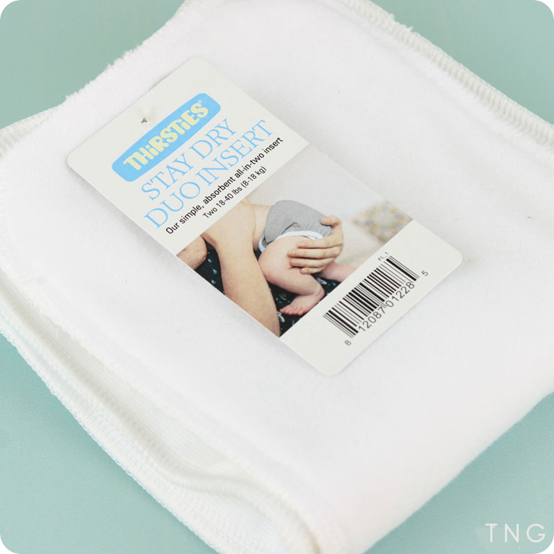 Thirsties Stay Dry Duo Insert Pack