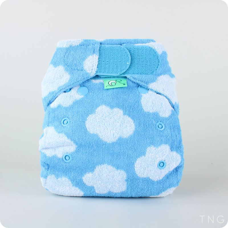 TOTS BOTS BAMBOOZLE STRETCH NAPPY - PRINTS