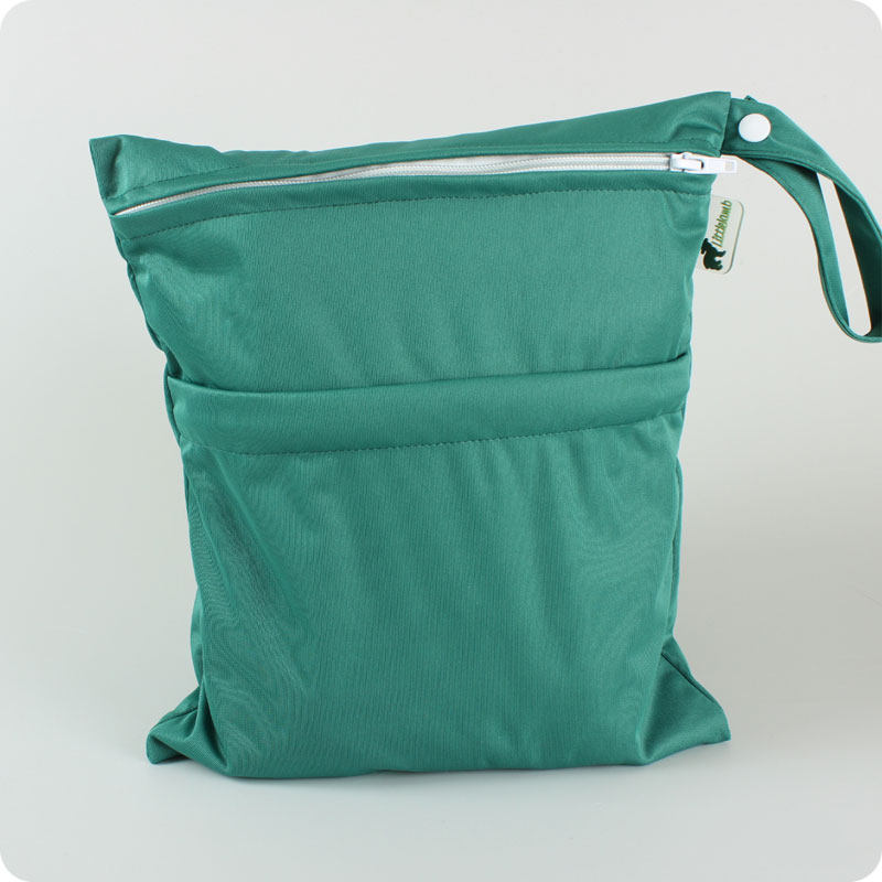 Little Lamb Double Wet Bag - Medium