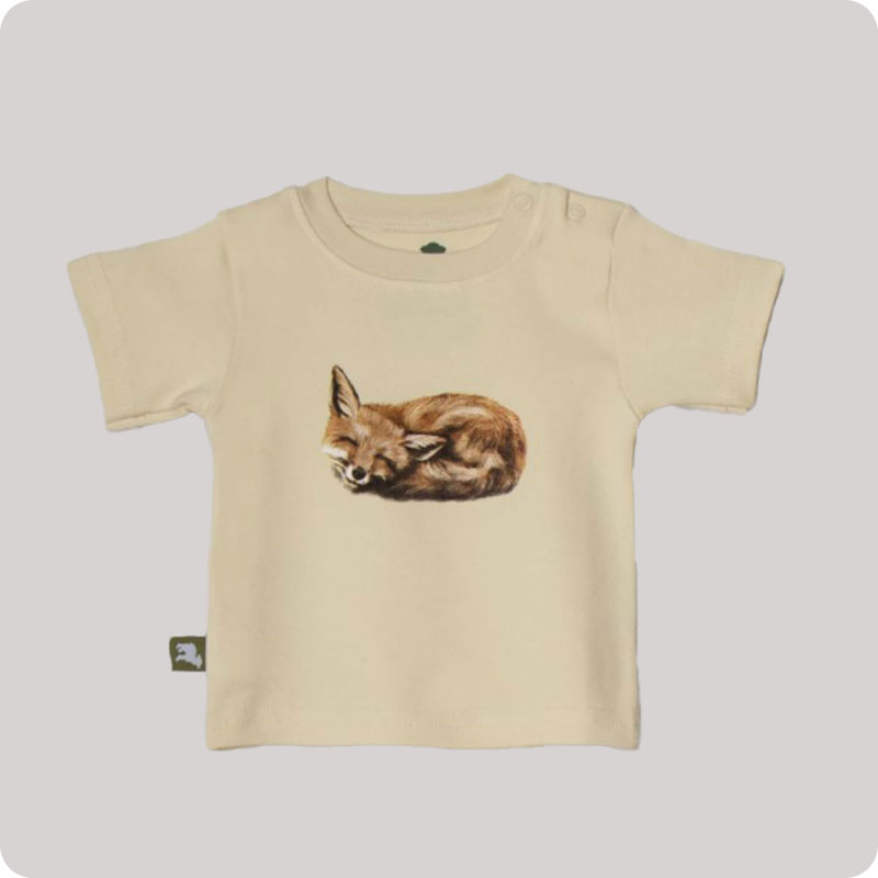 Little Lamb Meadow T-Shirt - Bushy Tails