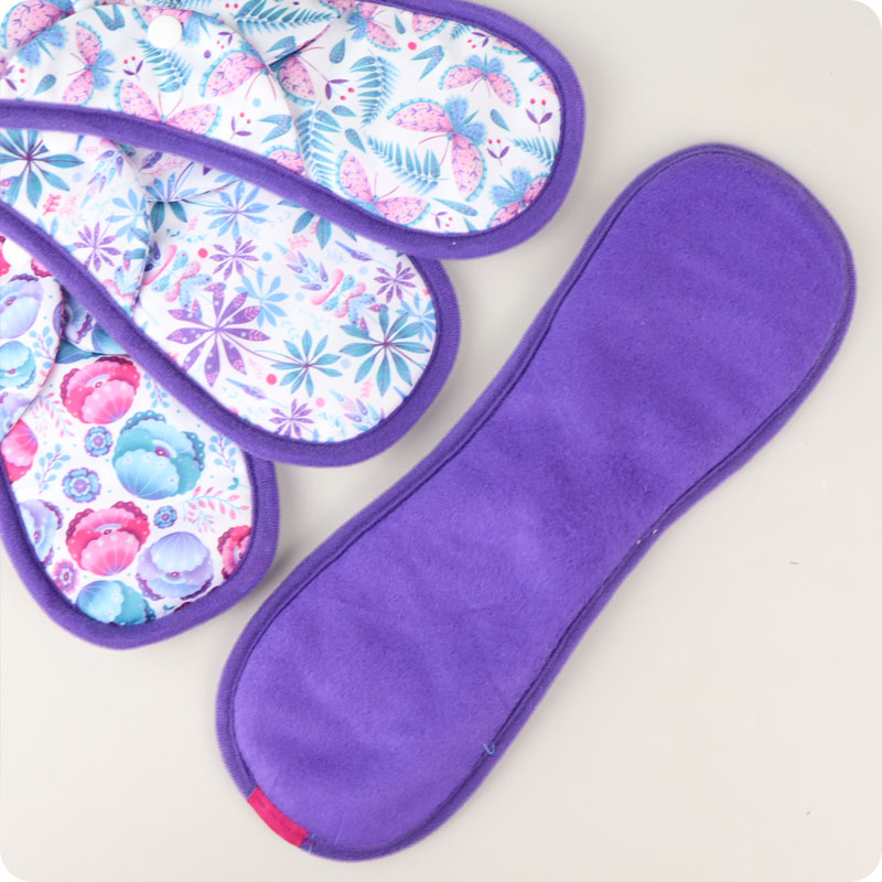 Bloom Reusable Sanitary Cloth Pads - Mighty