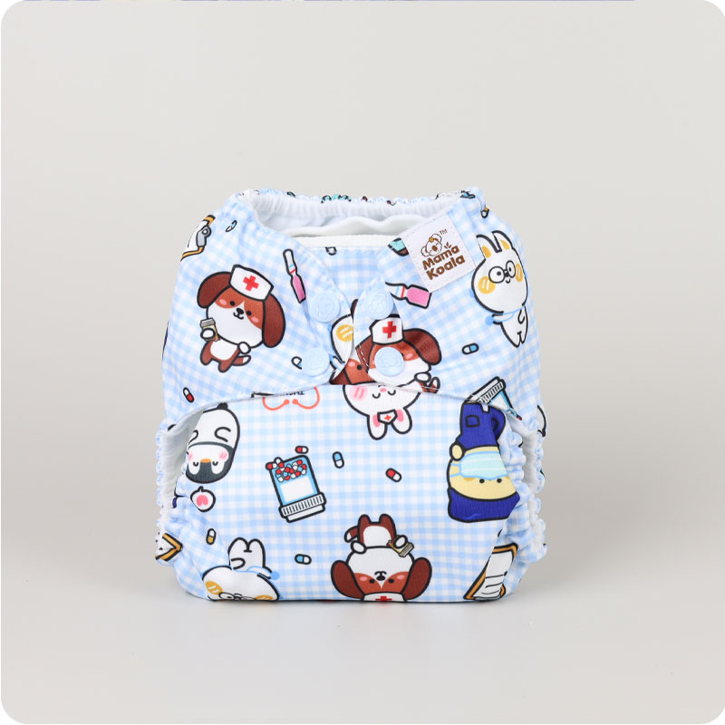 Mama Koala One Size Pocket Nappy