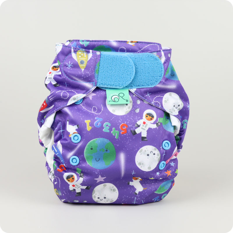 Tots Bots Easyfit Star All-in-One Nappy