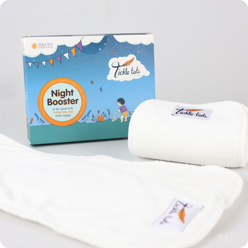 TICKLE TOTS - NIGHT BOOSTERS 2 PACK