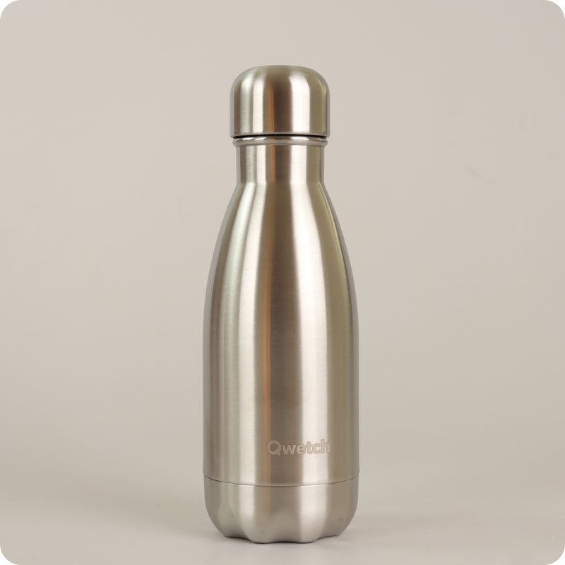 QWETCH - INSULATED STAINLESS STEEL BOTTLE 260ml