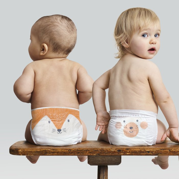 KIT & KIN NAPPIES - SIZE 1