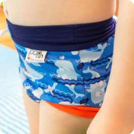 CLOSE POP-IN SWIM NAPPIES